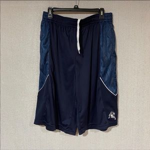 AND1 basketball shorts